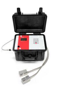 Verhuur ultrasone flowmeters - de KATflow 210 | U-F-M b.v.