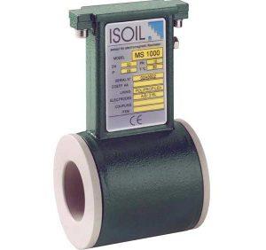 Elektromagnetische flowmeters - Isoil MS1000 wafer sensor | U-F-M b.v.