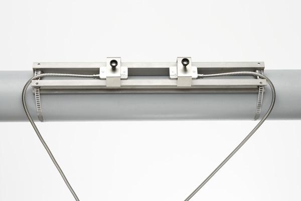 KATflow 100 - 150 - 170 - sensoren op montage rail | U-F-M b.v.