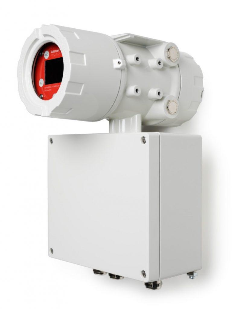 KATflow 180 G - ultrasone gas flowmeter | U-F-M b.v.