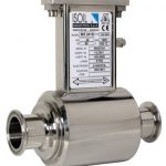 MS 2410 - sanitaire sensor - sensoren elektromagnetische flowmeters | U-F-M b.v.
