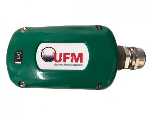 UFM-10 - doppler clampon flowmeter | U-F-M b.v.