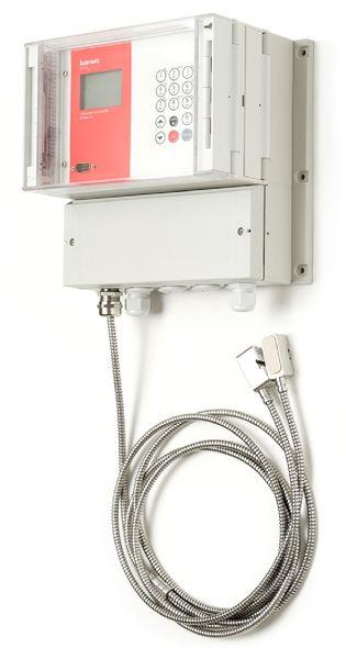 KATflow 150 - vaste enkel en dubbelkanaals ultrasone flowmeter | U-F-M b.v.