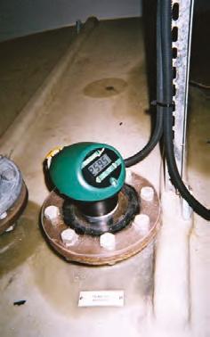 IMP - ultrasone niveaumeter op tank | Pulsar | U-F-M b.v.