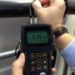 Wanddiktemeters - UFM-7 portable wanddiktemeter (stand-alone) | U-F-M bv