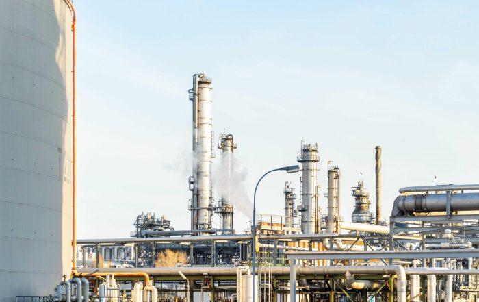 Olie en Gas - industriële toepassingen ultrasone flowmeters | U-F-M b.v.