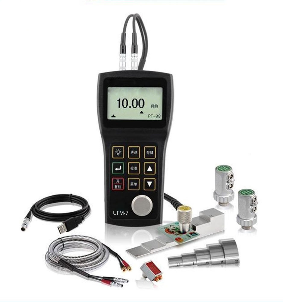 UFM-7 - ultrasone wanddiktemeter | U-F-M b.v.