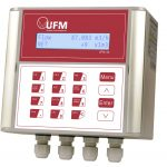 UFM 40 - compact ultrasonic clamp-on flowmeter