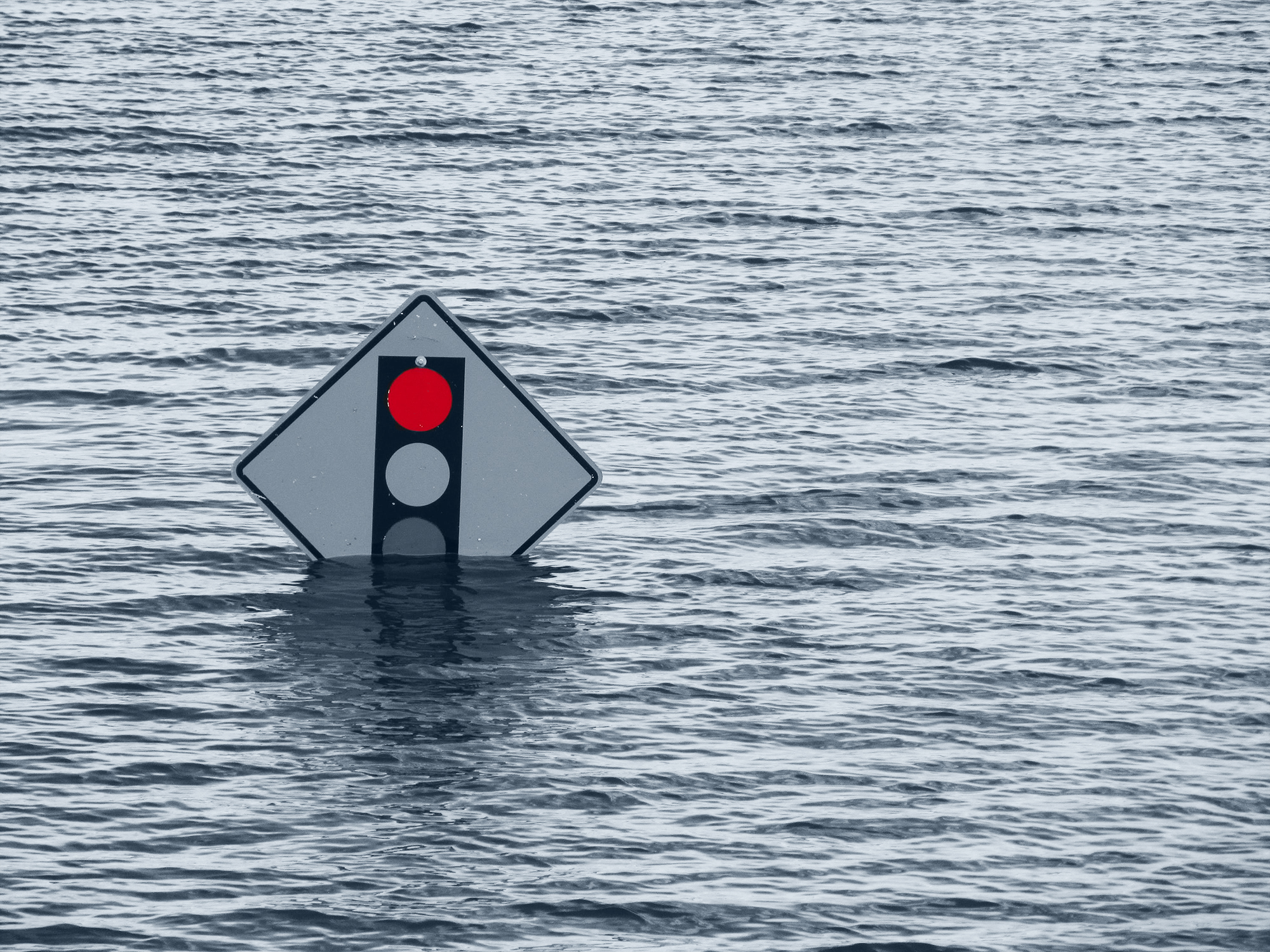 Flowmeten bij overstromingsgevaar